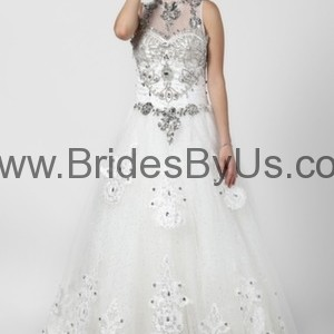 Perfect Christian Wedding Gown